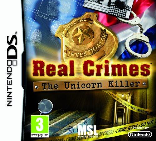 REAL CRIMES THE UNICORN KILLER DS