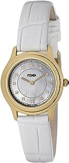 [フェンディ]FENDI 腕時計 クラシコラウンド ホワイトパール文字盤 ダイヤモンド F250424541D1 レディース 【並行輸入品】