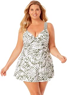Anne Cole Women's Plus Size Monokini