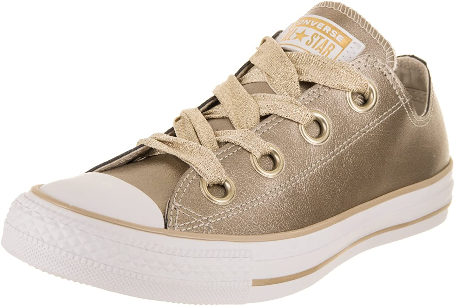 Converse Women's Chuck Taylor All Star Big Eyelets Ox Casual shoes