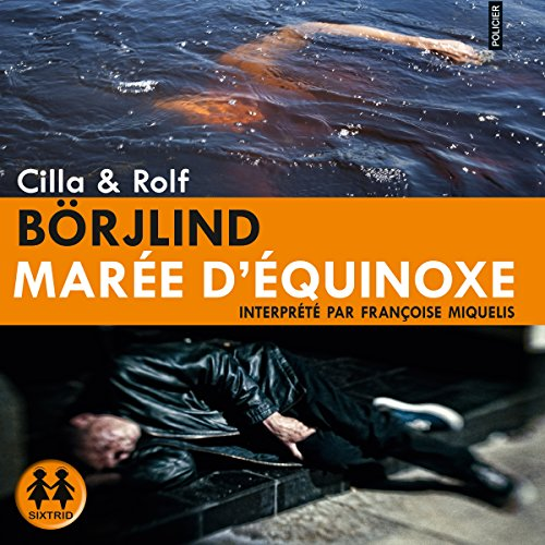 Marée d'equinoxe audiobook cover art