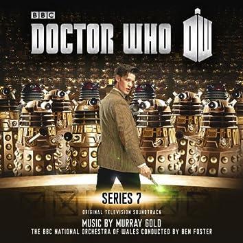 Doctor Who - Series 7 (Original Television Soundtrack)
