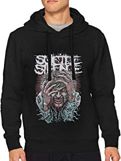Qq18-jkidf-store Suicide Silence Men`s Essential Hoodie Sweatshirt Man Clothing