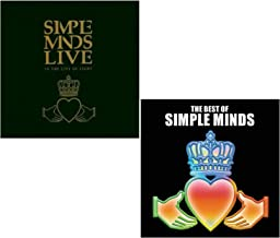 Best simple minds greatest hits live Reviews
