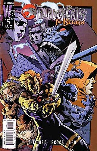 Thundercats The Return #5