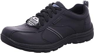 Skechers Work Relaxed Fit: Hobbes-Frat SR, Zapatos de Seguridad Hombre