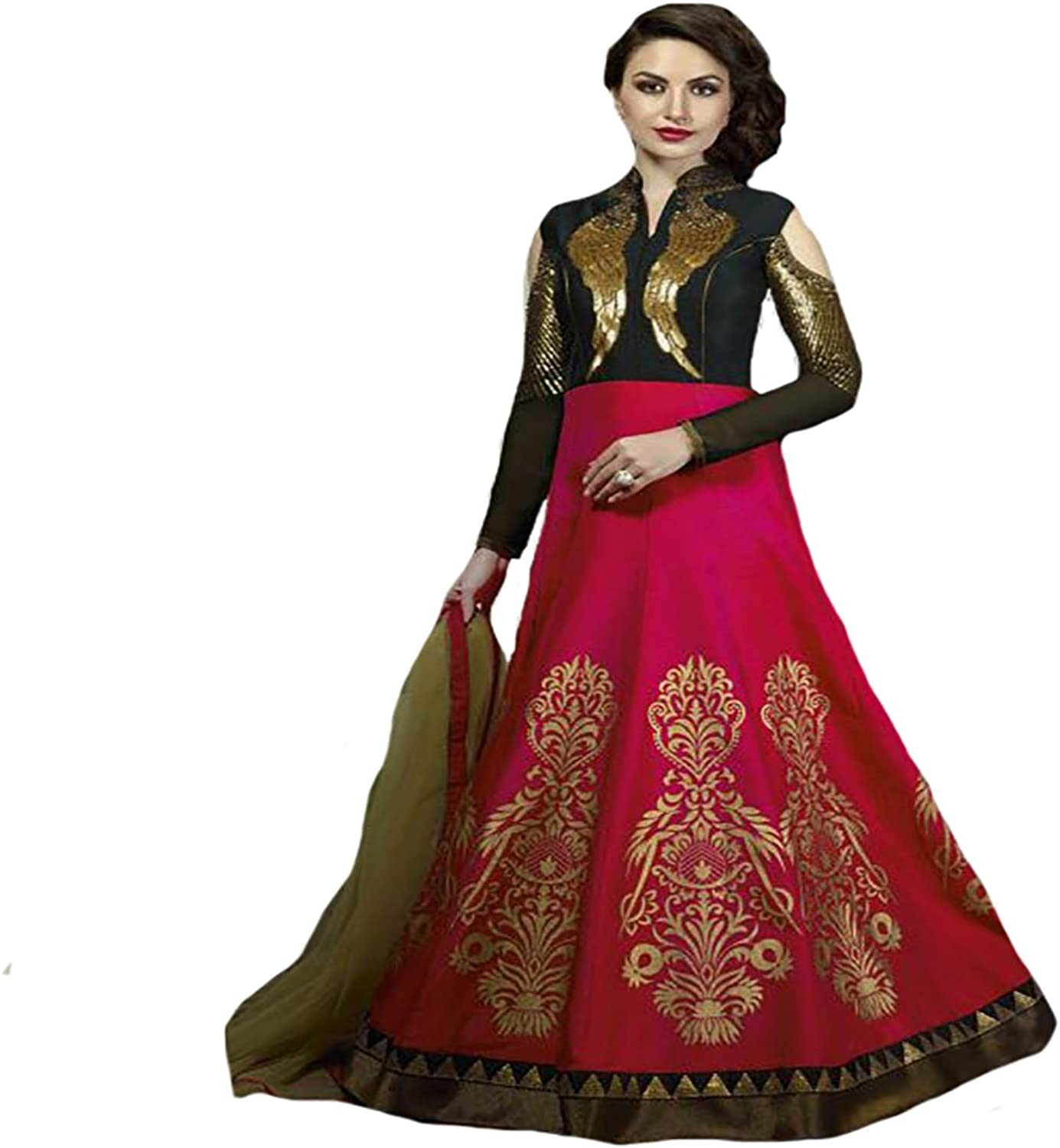 New Launched Collection Indian Gown Anarkali Salwar Kameez suit Ceremony wedding
