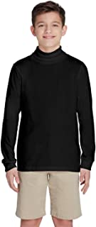 Best boys black turtleneck shirt Reviews