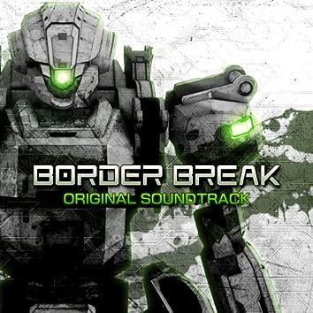 BORDER BREAK ORIGINAL SOUNDTRACK