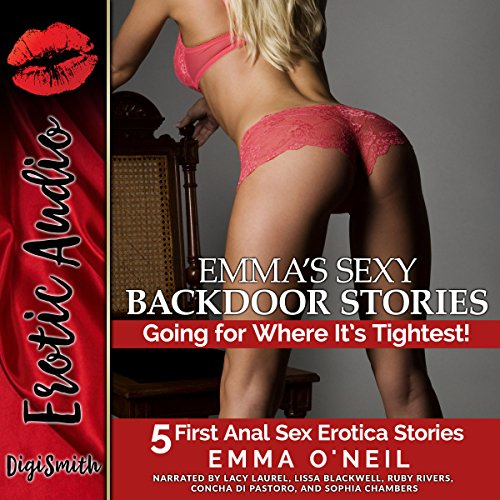 Emma's Sexy Backdoor Stories cover art