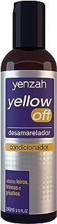 Condicionador Desamarelador Yellow Off, Yenzah, Roxo