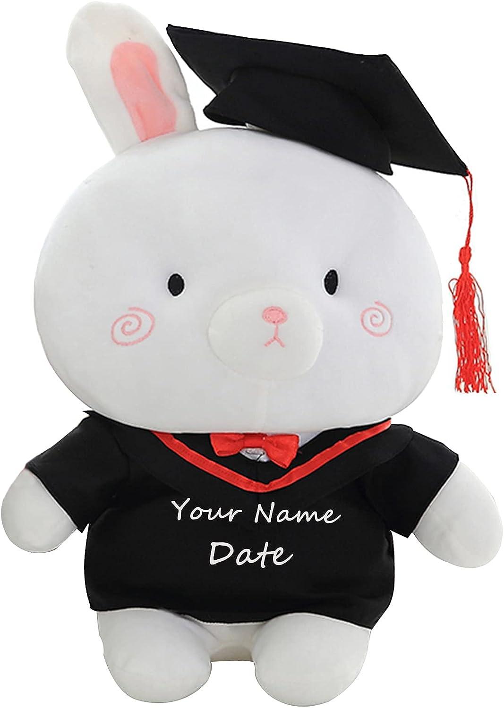 Popular shop is the lowest price challenge Personalized Graduation Rabbit Plush Dolls Fashion Custo Stuffed Animals