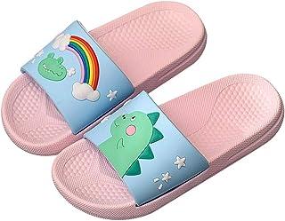 Bdaba78A Bunny-Bad Kids Summer Slide Slippers Shoes Outdoor Indoor Sandals Boys Girls