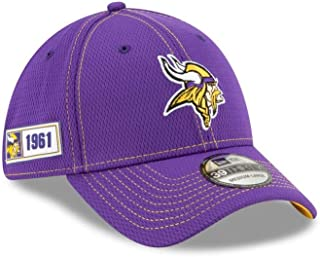 New Era NFL Onfield Sl Rd 39Thirty Cap ~ Minnesota Vikings