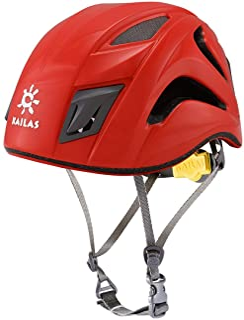 KAILAS Aegis Rock Climbing Helmet Safety Head Guard سبک وزن CPSC دارای گواهینامه قابل تنظیم برای کوهنوردی