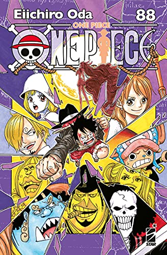 One piece. New edition (Vol. 88)