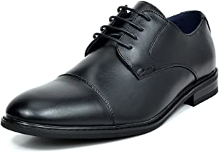 Bruno Marc Men's Leather Lined Dress Oxfords Shoes