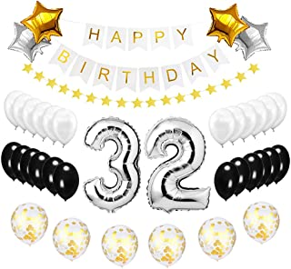 Best 32 year old birthday theme Reviews