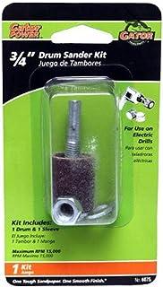 ALI INDUSTRIES 6075 Drum Sander Kit, 3/4-Inch x 1-Inch