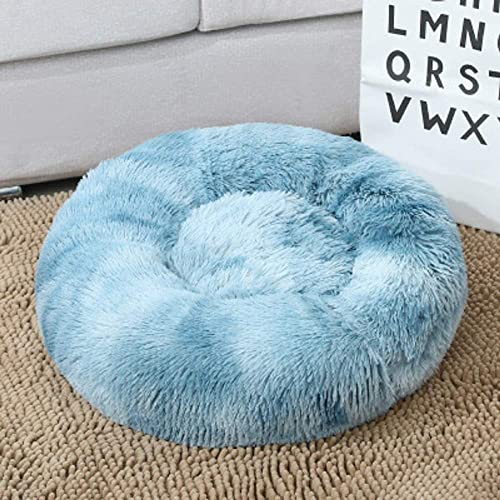 Vivi Bear Luxe Pet Bed for Dogs & Cats,Dog Bed nest Extra Soft Comfortable Cute,Washable,Anti-Slip,Durable cat Bed Su...
