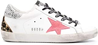Golden Goose Luxury Fashion Donna GWF00102F00024910255 Bianco Pelle Sneakers | Ss21
