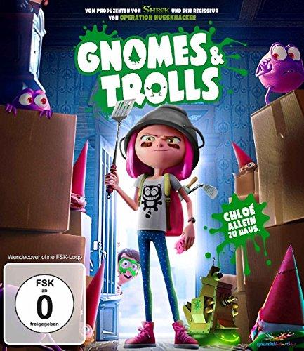 Gnomes & Trolls [Blu-ray]