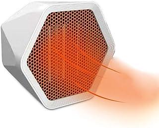 Balaber Calefactor Eléctrico Portátil Calentador Mini Calefactor Cerámico Calefactor Eléctrico Ahorro de Energía Protección del Sobrecalentamiento,220v