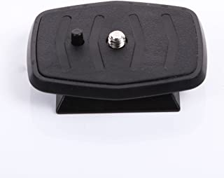 Liliday Quick Release Plate QB-4W Replace for Velbon Cx-444 Cx-888 Cx-460 Cx-460mini Cx-470 Cx-570 Cx-690 Df-50 Sony Vct-d580rm Vct-d680rm Vct-r640