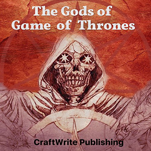 The Gods of Game of Thrones audiobook cover art