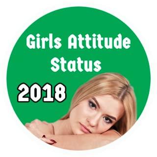 Status 2018 for Girls Attitude