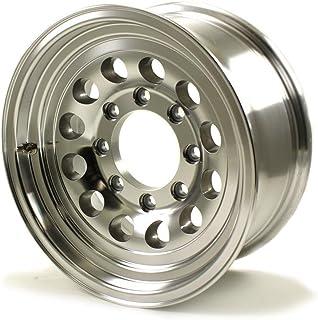 HWT 367865 16X7 8/6.5 Aluminum Series03 Trailer Wheel