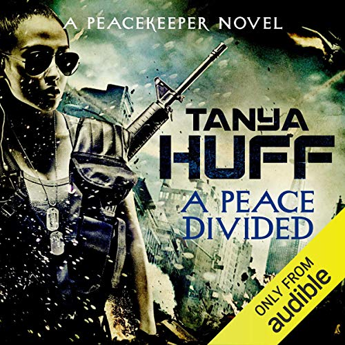 A Peace Divided cover art