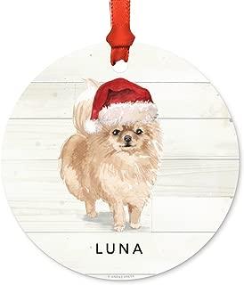 Best pomeranian christmas ornament Reviews