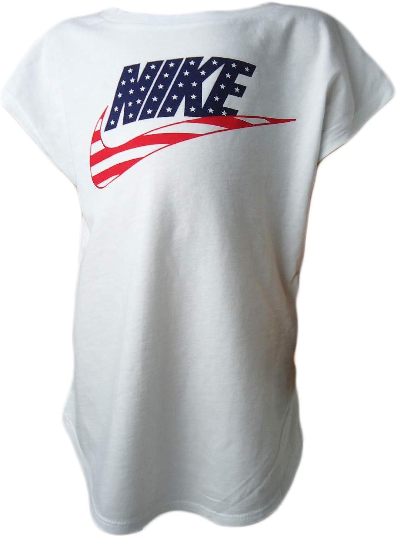 Nike Kids Girl's Futura Americana Modern Tee