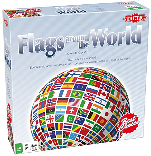 Tactic Games Flags around the World