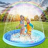 kupet Aspersor Juegos de Agua para Niños, 180cm Agua Pulverizada,...