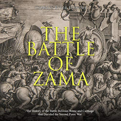 The Battle of Zama cover art