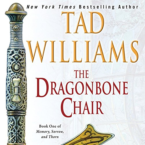 The Dragonbone Chair audiobook cover art