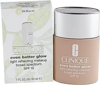 clinique even better glow fair