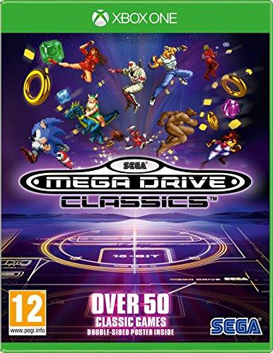 SEGA Mega Drive Classics - Xbox One [Importación inglesa]