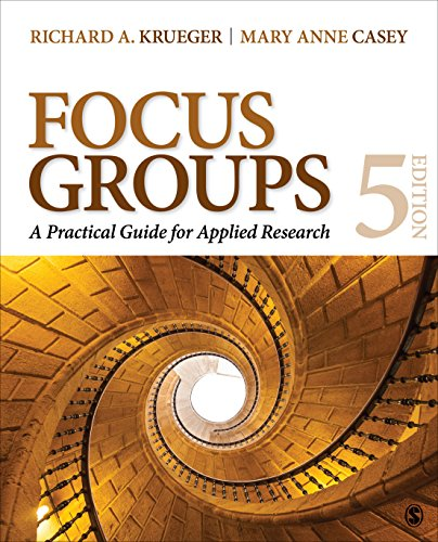 61hV44B6LoL - Focus Groups: A Practical Guide for Applied Research
