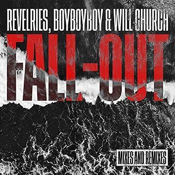 Fall-Out (Mixes & Remixes)