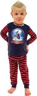 Intimo Polar Express Train Toddler Infant Kids Tight Fit Pajama Set