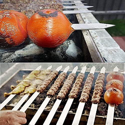 Onesex Große Grillspieße/Barbecue...