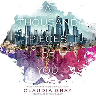A Thousand Pieces of You     Firebird, Book 1              By:                                                                                                                                 Claudia Gray                               Narrated by:                                                                                                                                 Tavia Gilbert                      Length: 9 hrs and 18 mins     528 ratings     Overall 4.3
