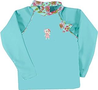 f864efdd13c1e MayoParasol - Mini Princesse T-Shirt Anti UV bébé Manches Longues
