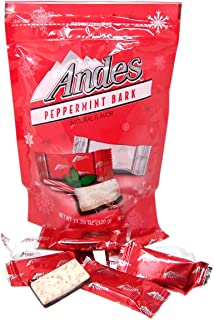Andes Holiday Peppermint Bark Candy, 11.28 Ounce