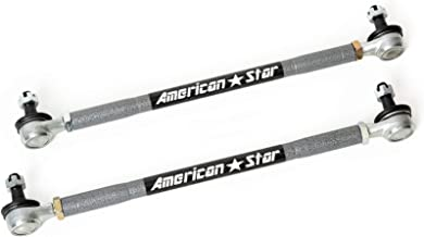 American Star 4130 Chromoly Tie Rod Upgrade Kit for 2014-2019 Yamaha Grizzly YFM 700