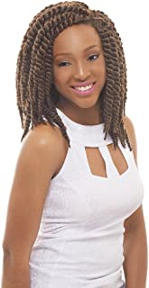 "Best Janet Collection Mambo Twist Braid 12"" 2 pack Bundle Color 1B Review"
