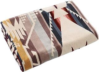 [ ペンドルトン ] PENDLETON バスタオル アイコニック ジャガード XB218 53555 ホワイトサンドタン White Sands Tan Iconic Jacquard Towels-Bath タオルケット ビーチ タオル プ...